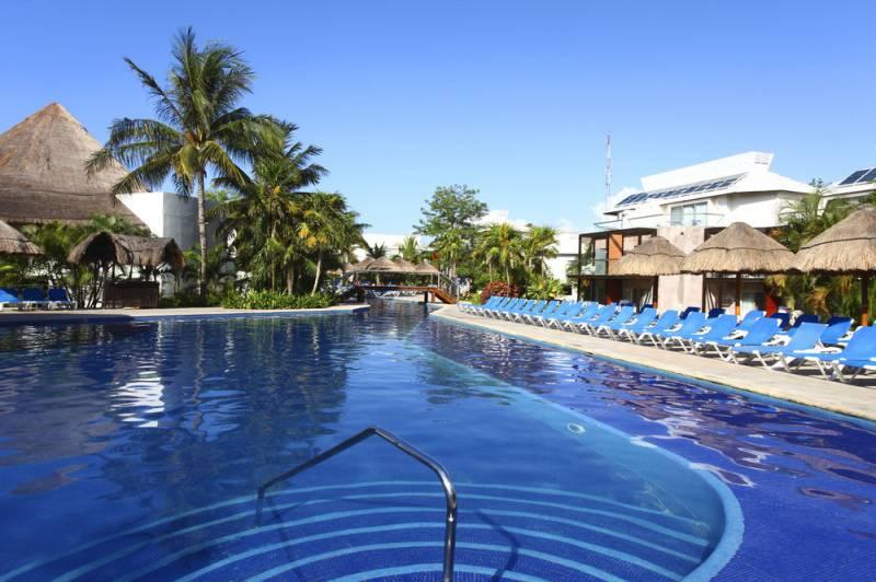 Hotel Club Playa Del Carmen Mexique
